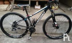 "Cannondale trail5 (wholebike) 29er small 15 "" Crank &"