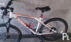Second hand mountain gt avalanche very good condition