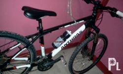 Deskripsiyon Mountain Bike (all-terrain) Shimano