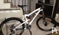 Sta Cruz Bike - NOMAD 2013 ALL SPECS TOP OF THE LINE.