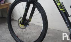 Deskripsiyon Mountain Bike GT Avalanche 3.0 Model