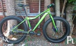 Selling khs four seasons 1000 Fat bike Used but very