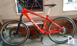new mountain bike GTS, Original frame alloy, air