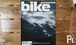 Mountain BIKE magazines 250 each pre-owned, brand new,