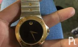 im selling my movado watch san carlos area text nlng po