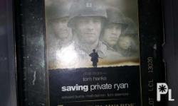 Dvds for sale: Saving Private Ryan D Day Commemorative