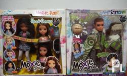 Moxie Girl doll has 2 extra replaceable heads. Sold as