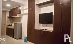 Mplace Condo For Rent near ABS CBN,15K a Month Fully