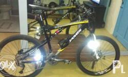 Mountain Bike, Full Suspension, Cross Country (XC), US