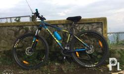 Mountain bike For sale Giant 3 talon 2016 model With