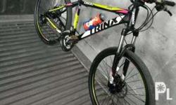 Mtb,TRINX D500,USE BUT NOT ABUSE in good condition,