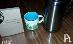 Starbucks mug.tiger thermos stainless