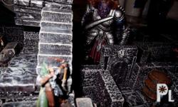 Deluxe Dungeon Set for sale! A GM's dream and an
