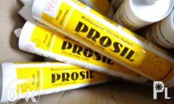 Prosil Silicone Sealant White for Sale in Quezon City, National