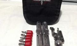 Multi-purpose Utility Tools by Leatherman made in USA