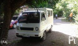 Multicab Fb Van Type: Good Running Condition Complete
