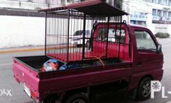 Multicab for rent Minimum is 400(near location og gamay