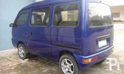 Suzuki Multicab for sale Manual Transmission Gasoline