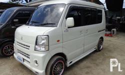 Suzuki - Every Wagon Recondition From Japan