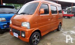 Suzuki Everyvan Recondition From Japan SPECIFICATION: 2