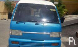 Multicab Van with 4WD and in good condition
