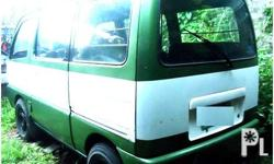 Suzuki Multicab Van 12 valve manual Complete papers 5