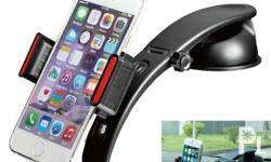 FEATURES: - All-in-one car mount holder use on