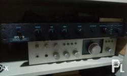 m&m. MUSICAL FIDELITY P172 PREamp. No repair. Call only