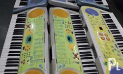 FOR SALE MUSICAL KEYBOARD'S CASIO JAPANESE WORDS For
