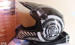 FOR SALE! - HJC helmet - mx (motocross helmet) - for
