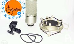 BRAND NEW MXL 990 Condenser Microphone FB PAGE Rhythmix
