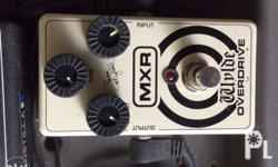 Zack wlyde signature overdrive Box and manual included
