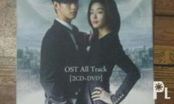 My Love from the Star Ost Album 2 CD + 1 DVD Photobook