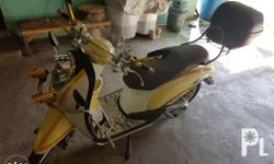 My pre-loved scoopy to your zoomer. Stock nakina nyan