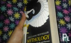 The Classic Bestseller Mythology Book Timeless tales of