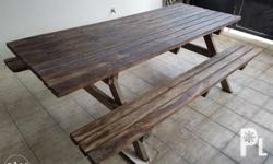 Narra Picnic Table 32,000 Selling a picnic table made