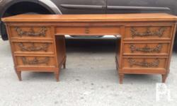 For sale narra study table In good condition study