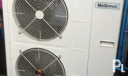 used wall mounted air conditioning unit as is.