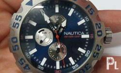 100% GOOD CONDITION NAUTICA N20093G MULTIFUNCTION BFD