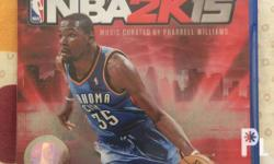 For PS4 - NBA2k15 KD cover page. Codes already used.