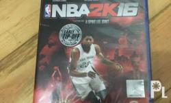 Bnew sealed nba2k16 r3 ps4 Sauli nio pag di sealed upon