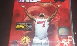 brand new sealed NBA 2k14 PS3 games, free shipping, for