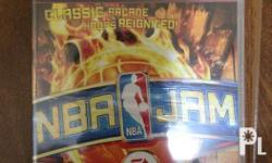 Brand new NBA Jam for PS3 The game is still sealed