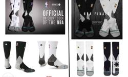 Imported NBA Stance & Elite Socks For only �230, plus