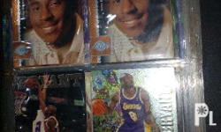 NBA Trading Cards (90's era) Rookie Card Kobe Bryant