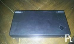 NDSi Matte Black for sale. . 5times used due to no