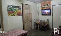 This is a Rent Baguio Transient house.Spacious:2-15