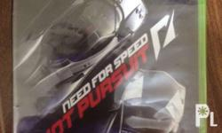 Brand new Need For Speed Limited Edition for Xbox 360