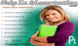 We are a leading research writing company that offers,