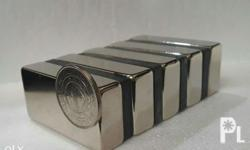 Neodymium Bar Magnet Size: 40x25x10mm Very Powerful